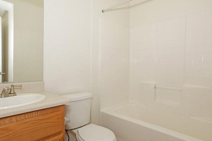 Second bathroom at Tierra Villas