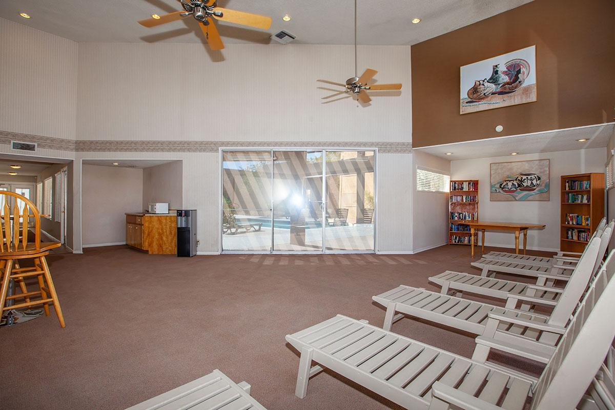 THE CLUBHOUSE AT GOLDEN POND IN LAS VEGAS