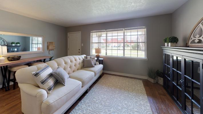 SPACIOUS FLOOR PLANS AT CAMBRIDGE IN THE GROVES