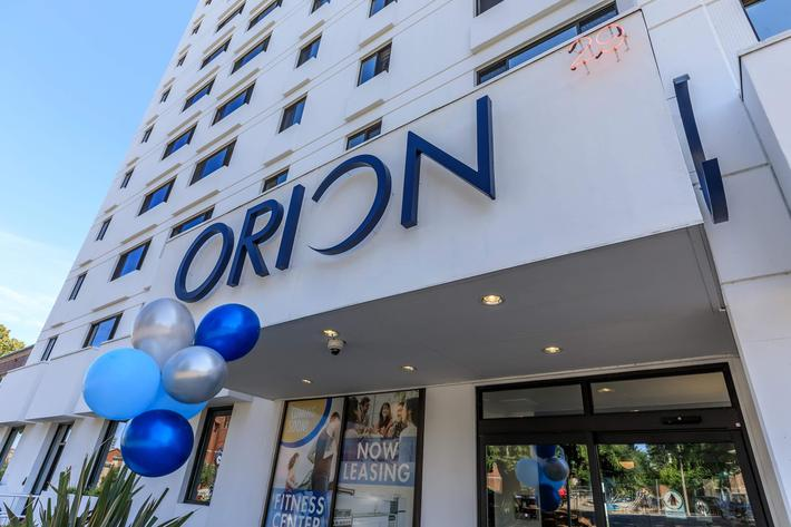 WELCOME HOME TO ORION