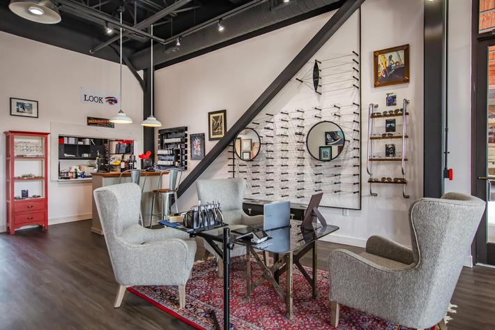 Choose the perfect eye wear for you at Custom Eyes at South Front In Wilmington, North Carolina.