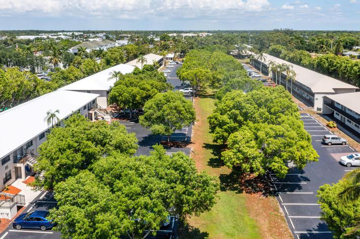 Sky's the limit at Wild Pines of Naples Apartments