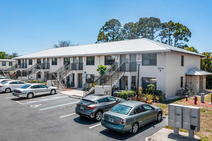 Wild Pines of Naples community has access to public transportation