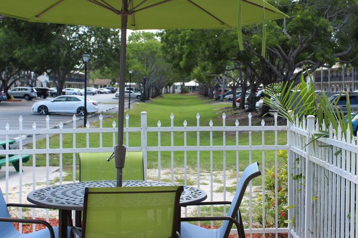 Wind down everyday at Wild Pines of Naples