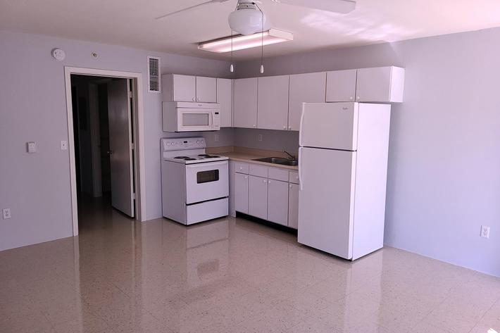 Worthy all-electric kitchen