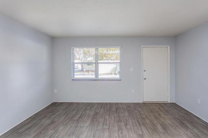 Beautiful floors inside apartment