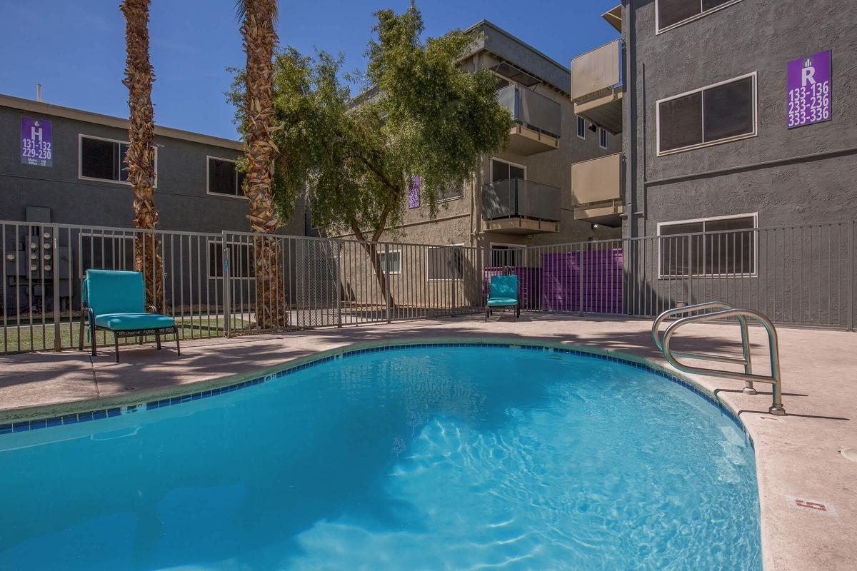 TAKE THE PLUNGE AT SKYLINE PARC IN LAS VEGAS, NEVADA