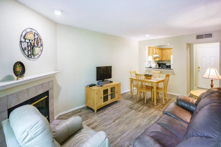 One Bedroom Apartment at Village at Vanderbilt