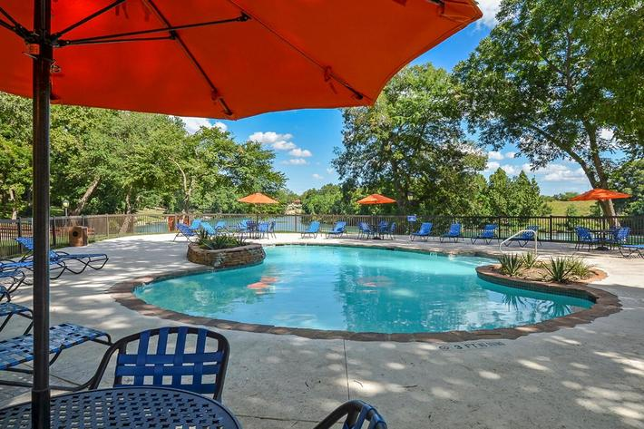 Westshore Colony Apartments in New Braunfels, TX - Swimming Pool 04.jpg