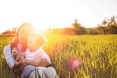 Mom & Child in Field-iStock_91444981.jpg