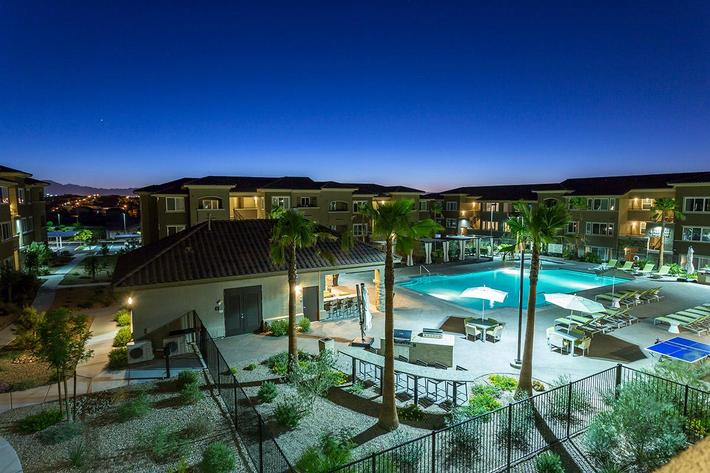 Come see your new home at The View at Horizon Ridge in Henderson, Nevada