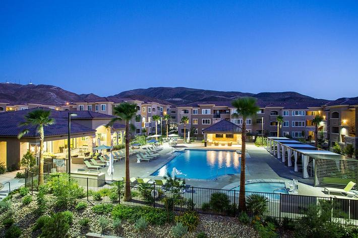 Views of The View at Horizon Ridge in Henderson, Nevada