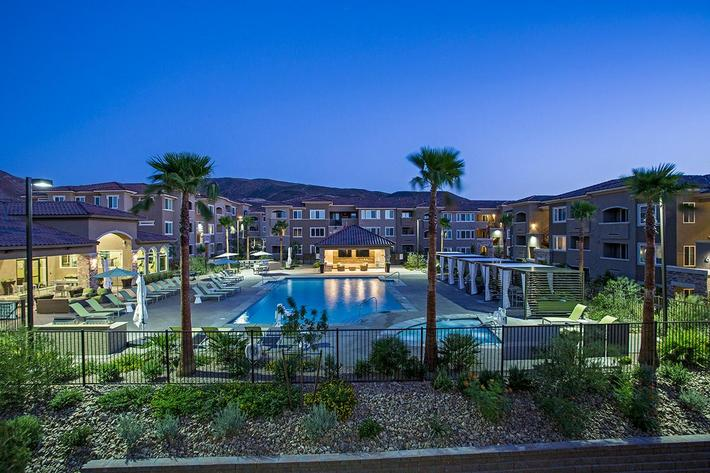 Welcome home to The View at Horizon Ridge in Henderson, Nevada