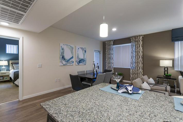 Elegance at The View at Horizon Ridge in Henderson, Nevada