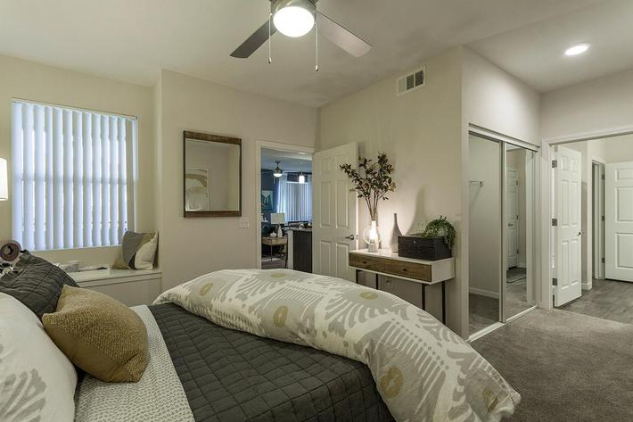 Spacious Bedroom at The View at Horizon Ridge in Henderson, Nevada
