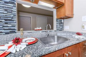 SLEEP ROSA PEARL GRANITE COUNTERTOPS
