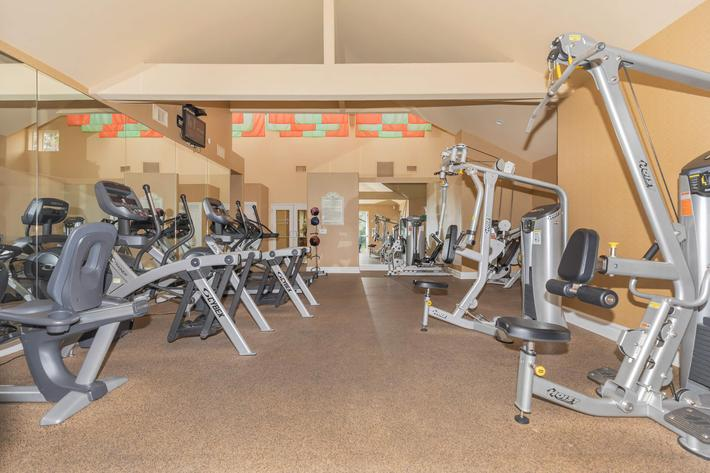Stay fit here with us in Woodland Hills, CA