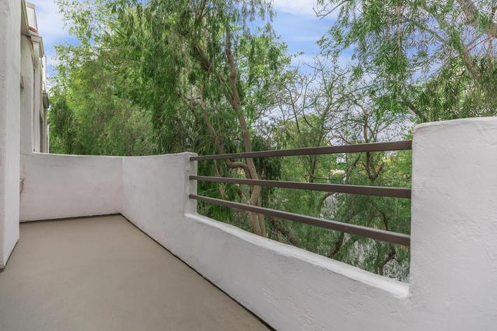 Great views in Woodland Hills, California