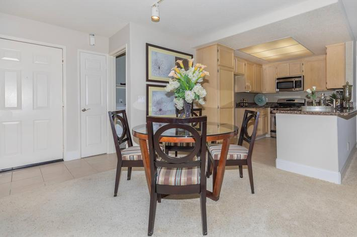 Host that dinner party here in Woodland Hills, CA