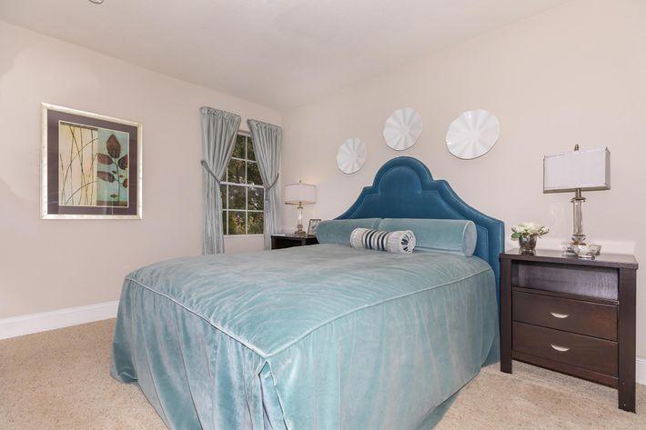 Stunning bedrooms here in Woodland Hills, CA