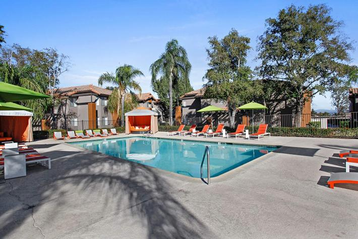 The Vue Apartment Homes For Rent in San Bernadino, California