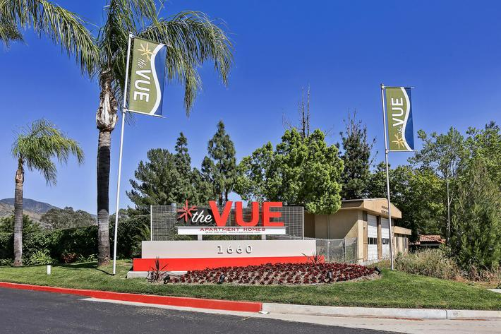 The Vue Apartment Homes in San Bernadino, CA