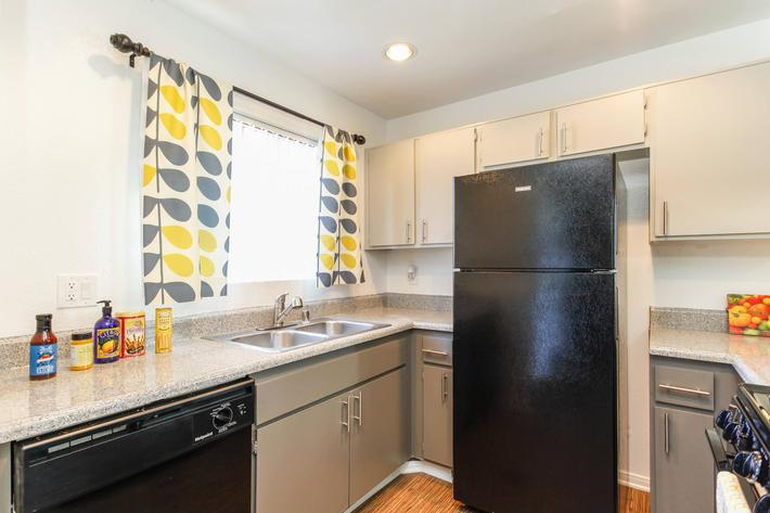 The Vue Apartment Homes Has Energy Star Appliances