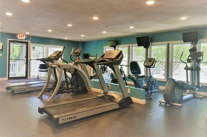 Southmoor Apartments in South County St. Louis, MO - Fitness Center 01.jpg