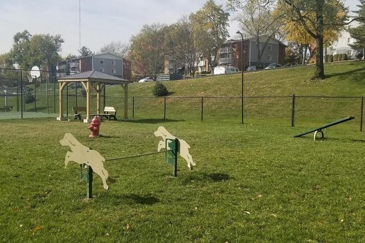 Southmoor Apartments in South St. Louis County, MO - Dog Park 02.jpg
