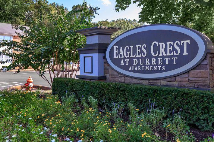Eagles Crest at Durrett has Apartments for Rent