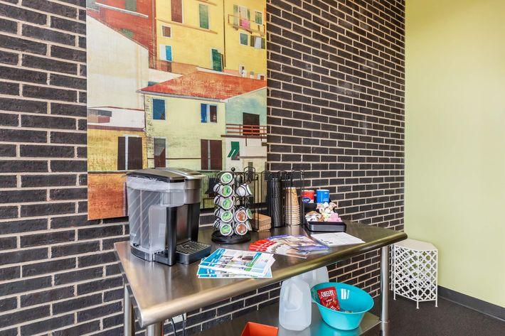 Coffee Bar at Uptown Flats