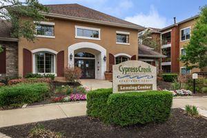 We Hope to See You Soon at Cypress Creek Apartment Homes at Lakeline Boulevard