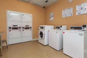 Convenient Laundry Center