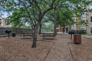 Barbecue Grills and Four Picnic Areas