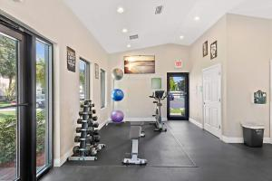 Enjoy Our-state-of-the-art Fitness Center At The Oasis at Bayside in Largo, FL