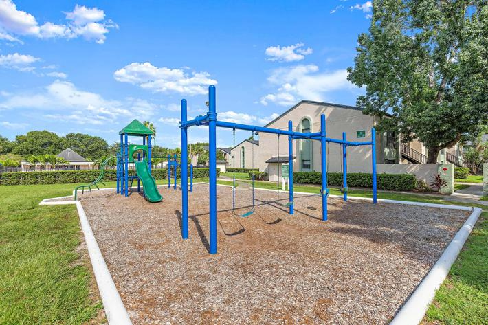 Make Memories In Our Play Area at the Oasis at Bayside in Largo, Florida