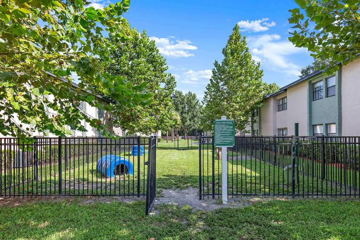 Pet Friendly Community at Oasis at Bayside in Largo, Florida