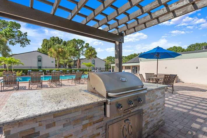 Spend The Weekends On Your Picnic Area with Barbecue