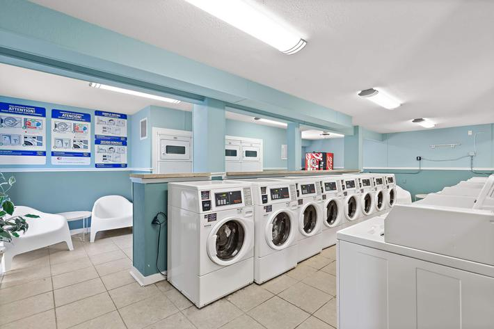 Wash, Dry, Fold and Repeat At The Oasis at Bayside in Largo, FL