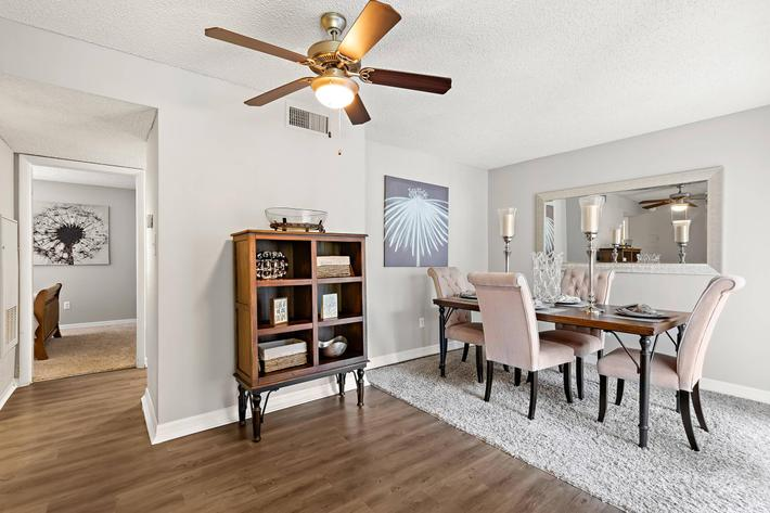 Have The Perfect Temperature with Central Air and Heating at the Oasis at Bayside in Largo, FL