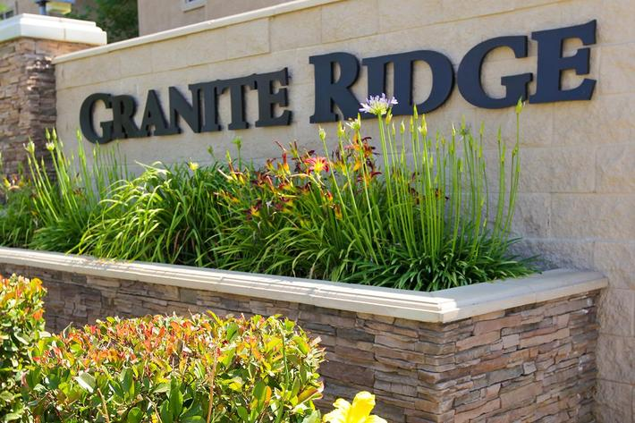 You will love living at Granite Ridge