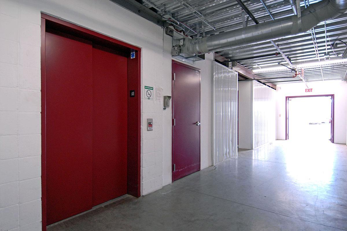 """Encino Self Storage is Clean and Well-lit for Easy """"Get-in and Get-out"""" Access"""