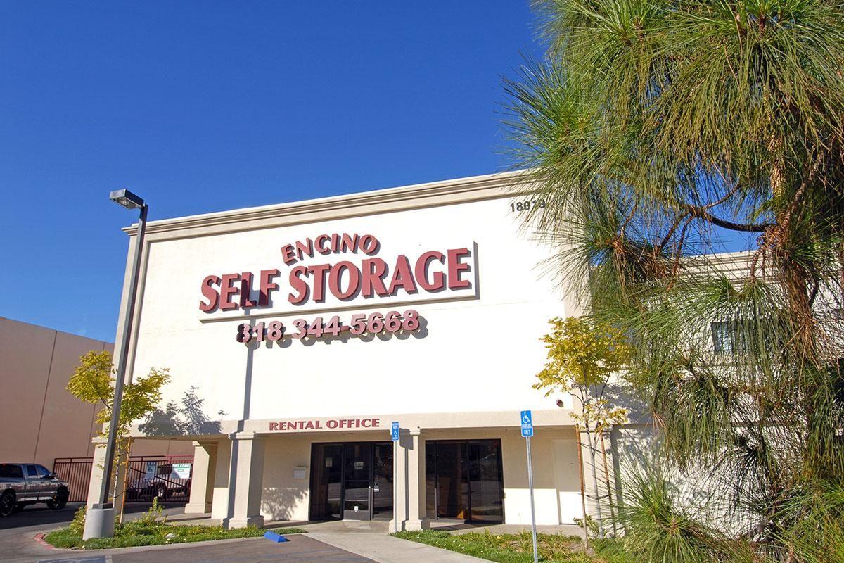 Encino Self Storage Professionally Managed Storage Solutions