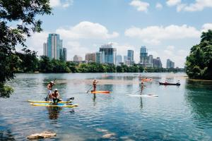 SKY'S THE LIMIT IN AUSTIN, TEXAS