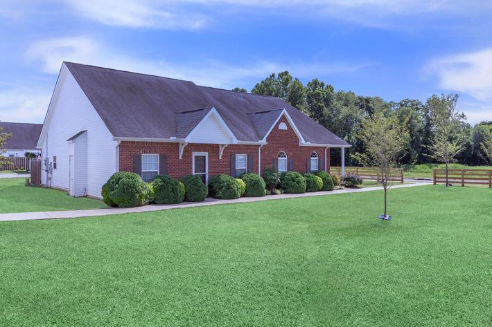 beautiful views from your new home at Chapmans retreat in Spring Hill, Tennessee