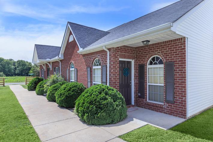 Townhome Living at Chapman's Retreat in Spring Hill, Tennessee