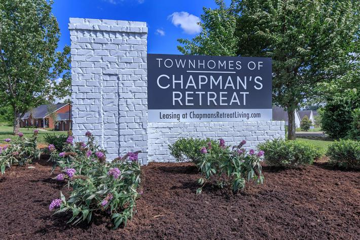 Welcome Home to Chapman's Retreat