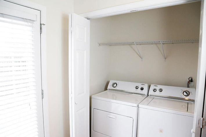 Laundry at Chapman's Retreat