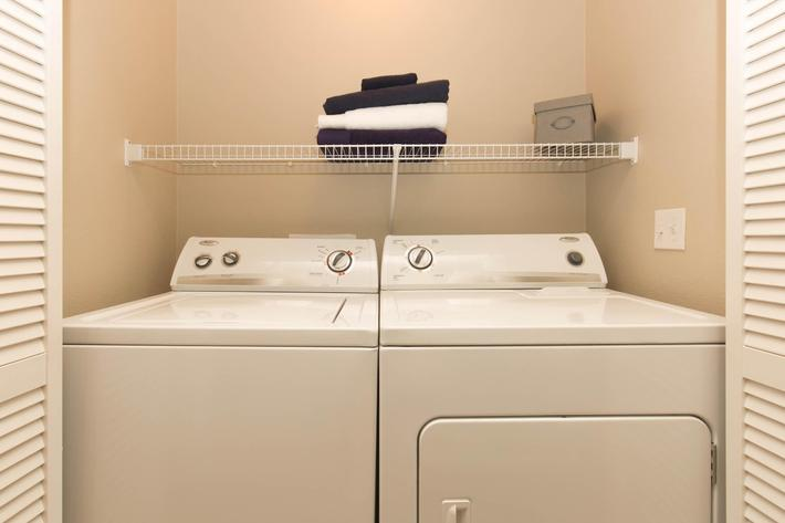 In-home Laundry