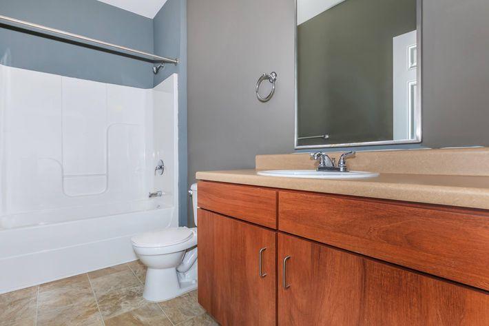 Comfortable Bathrooms